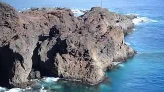 Teneryfa, zachodnie wybrzeze- Faro de Teno