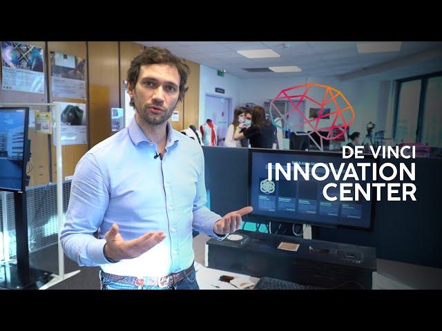 Devinci Innovation Center : concrétiser le futur des technologies
