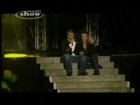 Strong - Robbie Williams & Jonny Wilkes Live in Rio