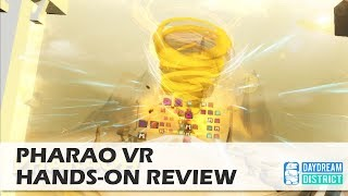 Match 2 in VR? - Pharao VR for Daydream VR Hands-On Review