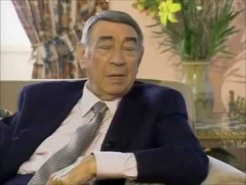 Howard Cosell  with Robert Lipsyte  1991