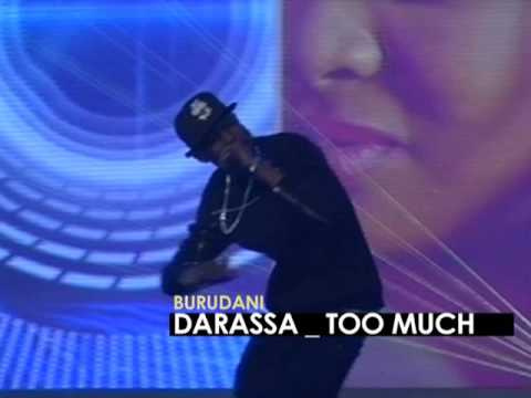 Darassa akiperform 'Too Much' kwenye #EATVAwards 2016