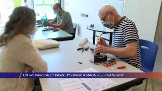 Yvelines | Un «Repair Café» vient d'ouvrir à Magny-les-Hameaux