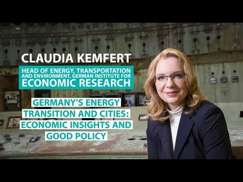 Germany's energy transition and cities: Economic insights and good policy