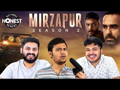 Honest Review   Mirzapur Season 2  Zain Anwar, Shubham Gaur, Rajesh Yadav   MensXP