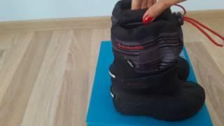 видео Купить обувь Columbia (коламбия) 2018 в интернет-магазине Артабан