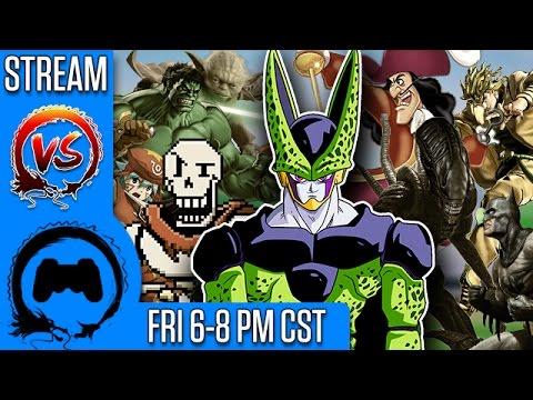#CellGames 2.0 | Stream Four Star | Live @ 6pm CT