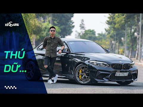 [Cực hiếm ở Việt Nam] BMW M2: thú dữ cỡ nhỏ | Xế Cưng Review