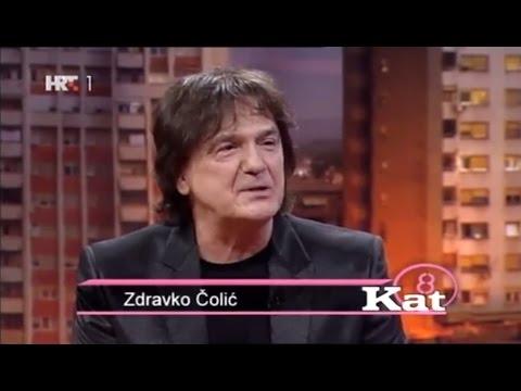 Zdravko Colic - GOSTOVANJE U EMISIJI VECER NA 8. KATU