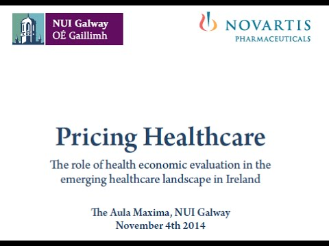 Pricing Healthcare - Economic evaluation in practice in Ireland and the UK