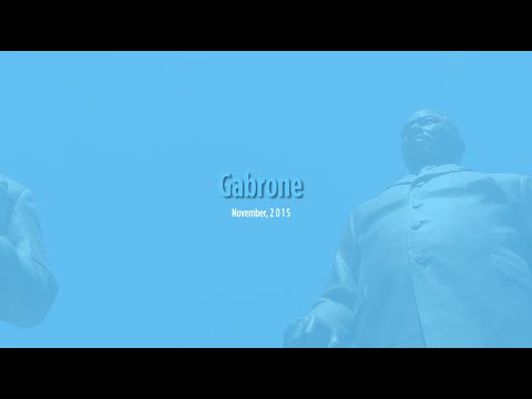A Journey Through Gaborone - Botswana [Short Film]
