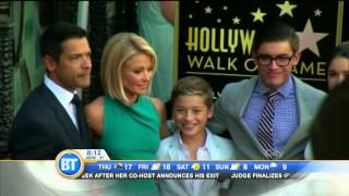 Video: Kelly Ripa a no-show at her own show