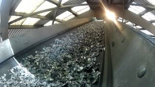Perfect material cycle for aluminium   Resource Efficiency
