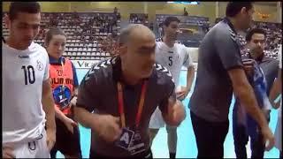 كيف ألهب مدرب منتخب مصر لليد حماس لاعبيه لتحقيق إنجاز تاريخي؟