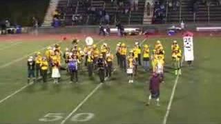HSU Marching Lumberjacks - Field Show 9/29/07