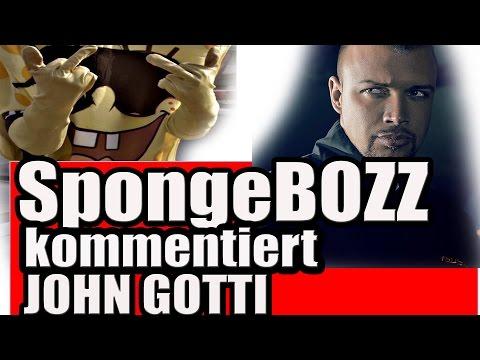 SpongeBOZZ kommentiert John Gotti (ZHT4) von Kollegah - BlubbisRapNews