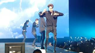 [FANCAM] 17.04.27 THUNDER (천둥) - EXO; The EXOr'DIUM in MEXICO [4K]