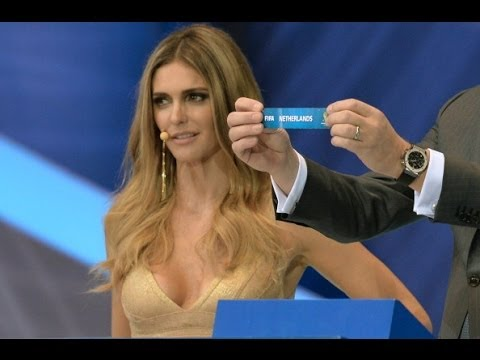 World Cup Draw 2014