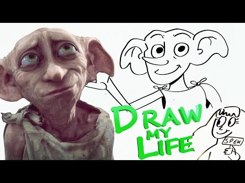 Thumbnail: DRAW MY LIFE - Dobby (Harry Potter) A MUSICAL