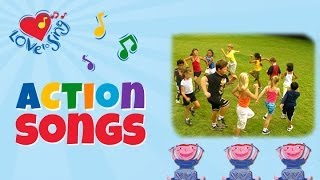 Attention March  Kids Action & Exercise Song  Children Love To Sing