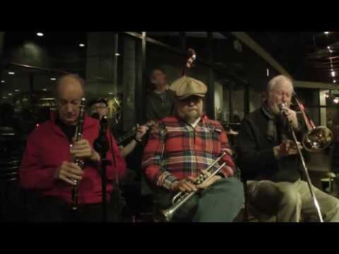 """""""THE STREETS OF THE CITY"""": CLINT BAKER'S CAFE BORRONE ALL-STARS (April 4, 2014)"""
