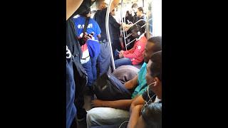 Rumble in the bronx (6 train)