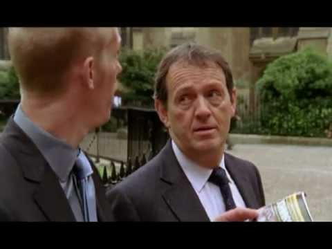Don't Carry It All - Inspector Lewis