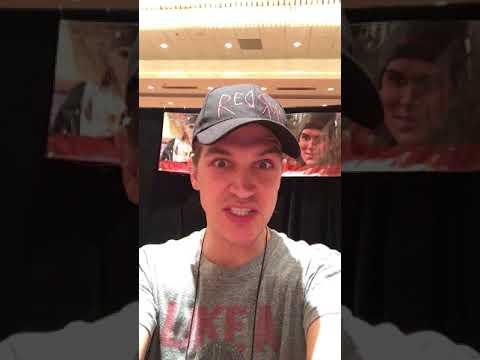 Dan's Haunted House ~ Jason Mewes says . . .