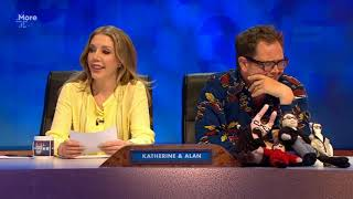 My Favourite Katherine Ryan 8 out of 10 Cats does Countdown moments