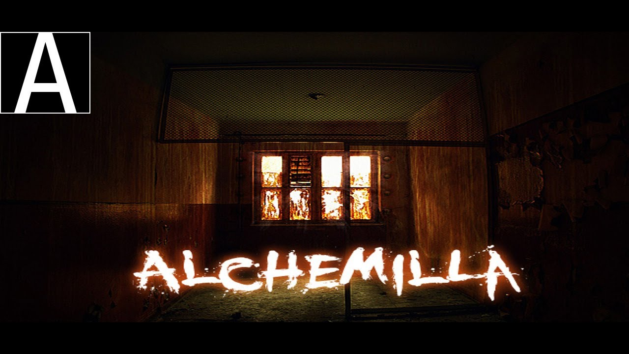 Aliulo Streams: Alchemilla (Half-Life 2 Horror Mod)