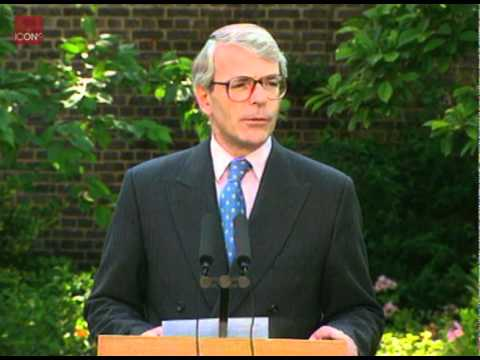 John Major tells opponents to put up or shut up