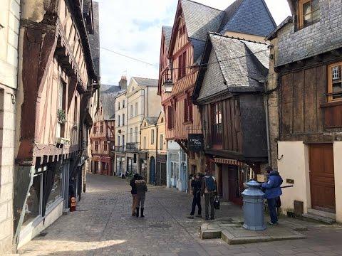 Vues sur Loire : Laval, Histoires d'eau