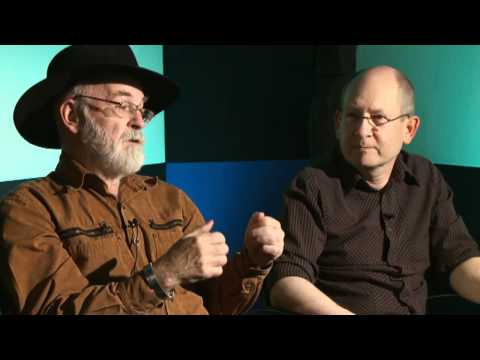 Terry Pratchett and Stephen Baxter on The Long Earth