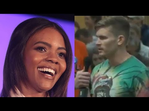 'If America Is Not Great, Then LEAVE' Candace Owens SCHOOLS Cocky Student In Heated Exchange