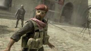 """""""Call of Duty 4: Modern Warfare 1"""", full walkthrough on Veteran, Prologue: Mission 3 - The Coup"""
