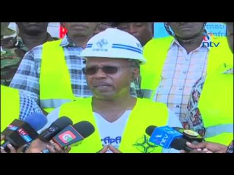 Lamu port project 42% complete and expected to be fully operational by year 2020