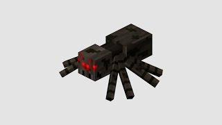 8 rzeczy, których nie wiedziałeś o Pająkach w Minecraft!