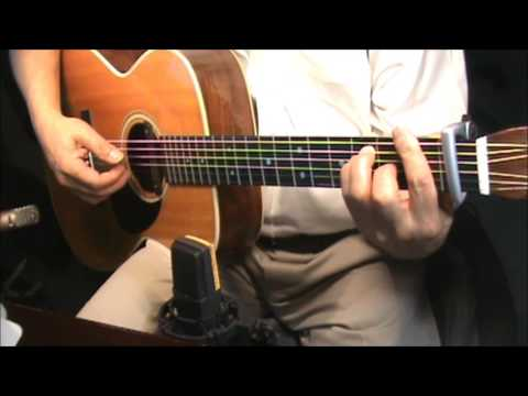 In the Meantime-Randall Kent-fingerstyle -chords-cover