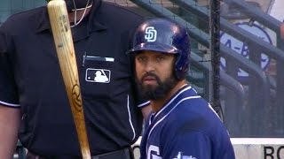 Video 8/14/15: Kemp hits for the Padres' first cycle in win download MP3, 3GP, MP4, WEBM, AVI, FLV Desember 2017