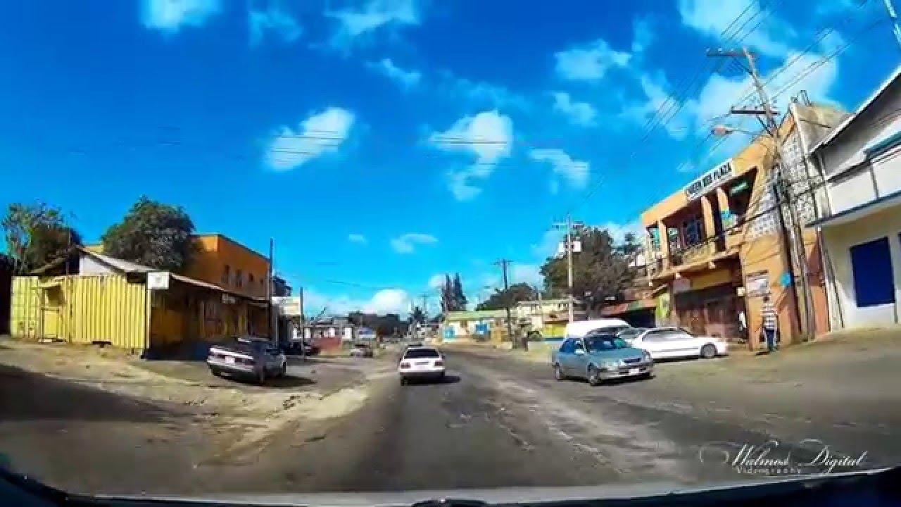 Saint Catherine University >> Mandeville to Linstead Jamaica   Full journey  Walmos Digital - YouTube