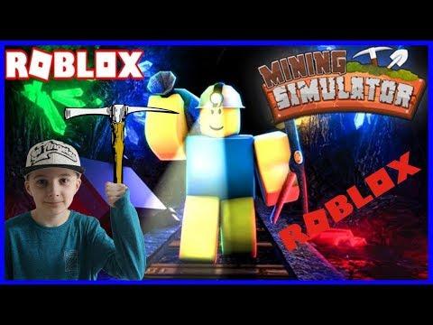 Roblox Mining Simulator - 200 Million Blocks Mined - Infinite Backpack!