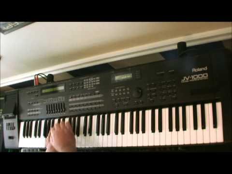 Roland Vintage Synth Expansion Board SR-JV80-04 Part1