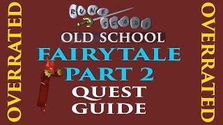 fairytale part 2 cure a queen runescape 2007 quest guide
