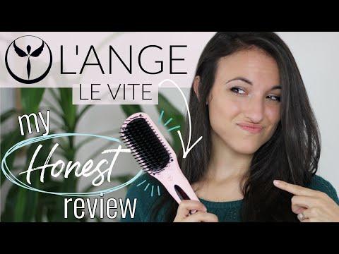 L'Ange HONEST Review - Le Vite Hot Brush