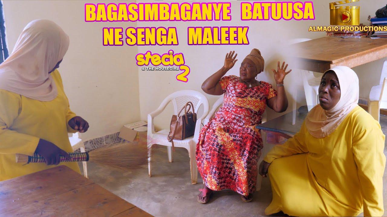 Download Stecia Mayanja Comedy[Bagasimbaganye  Batuusa Ne Senga Maleek Season 2 Episode 225]