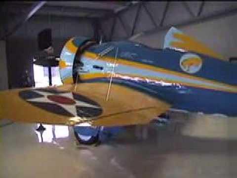 Peashooter Boeing P26