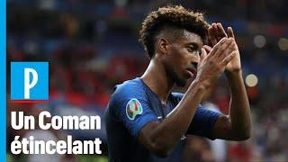 France - Albanie : « Kingsley Coman a été étincelant »