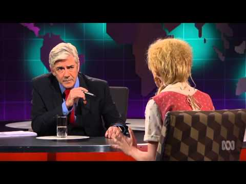 100% Australian Jacqui Lambie | Shaun Micallef's MAD AS HELL | Wednesdays, 8:30pm, ABC