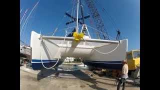 Catamaran Lagoon 38 chez ACM cata