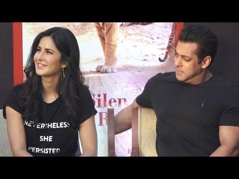 Salman Khan CAUGHT STARING at Katrina Kaif @ Bina Kak's book launch